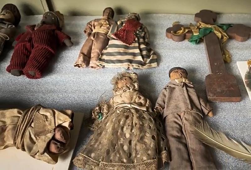 Objetos Museu