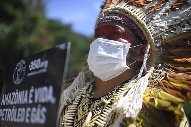 Covid-19 já matou mais de mil indígenas no Brasil