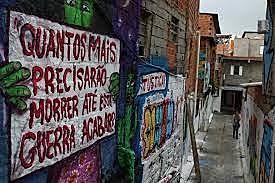 grafite em paraisópólis