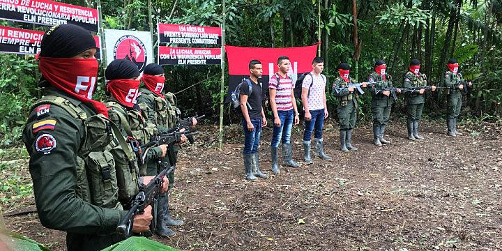 """ELN avalia que eleições colombianas de 2022 podem """"abrir caminho para a paz"""""""