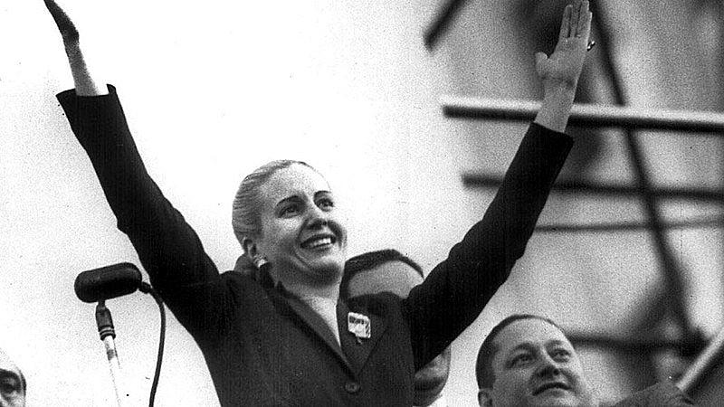 Eva Duarte de Perón