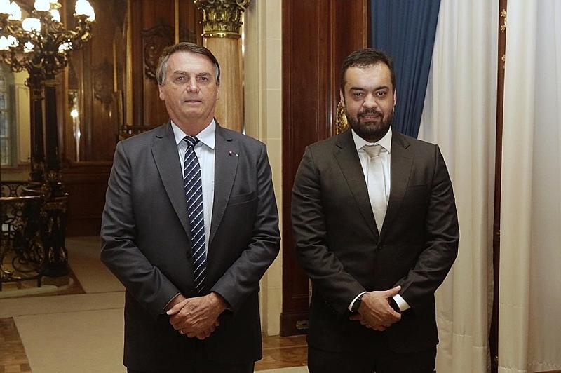 Bolsonaro Cláudio Castro